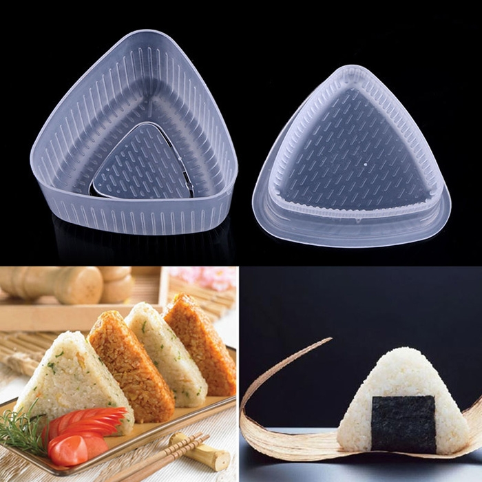 Moule Triangle Bento Sushis