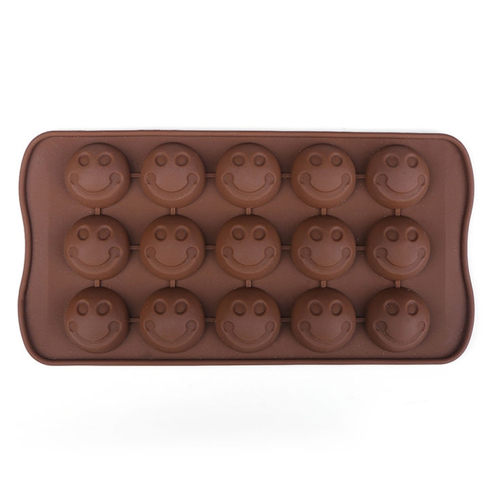 Moule Smileys Silicone