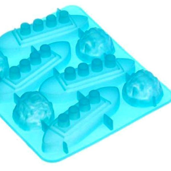Moule à Glaçons Titanic Iceberg Silicone