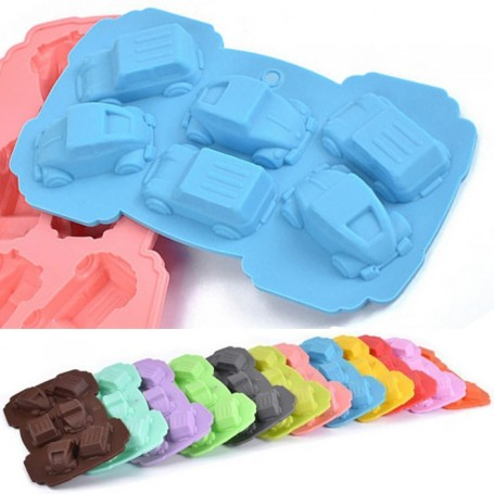 Moule Voiture Silicone