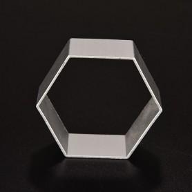 Emporte-pièces Hexagone