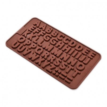 Moule Alphabet Silicone