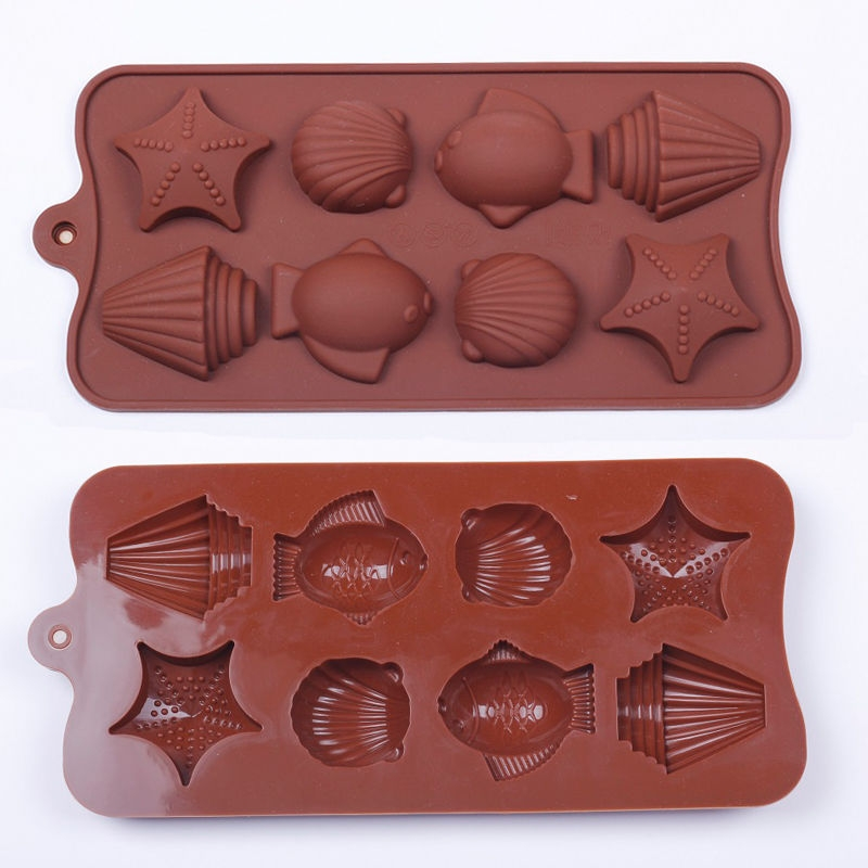 Moule Coquillage Silicone