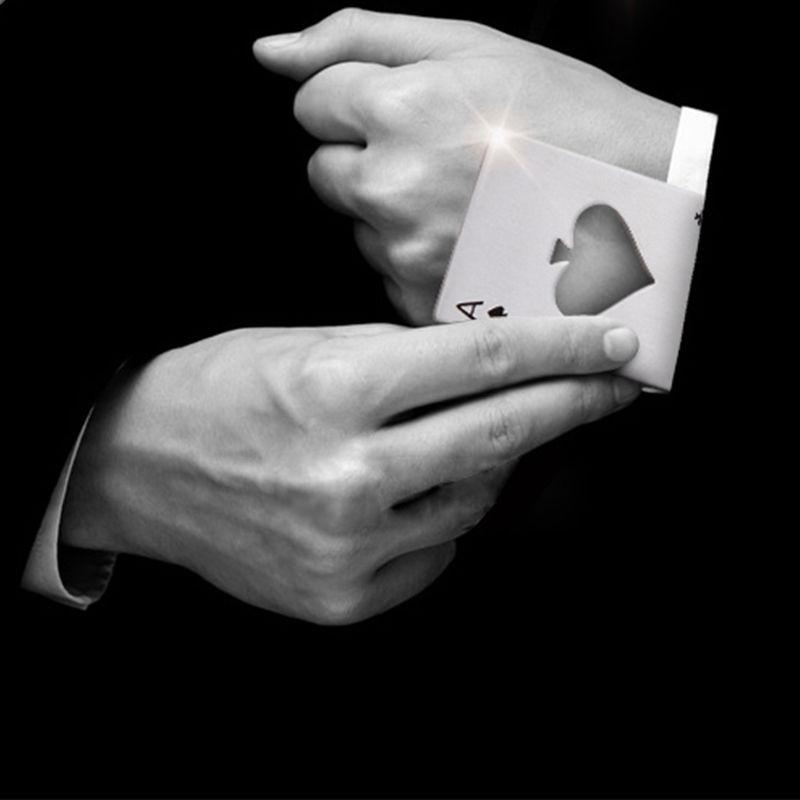 Décapsuleur Carte de Poker