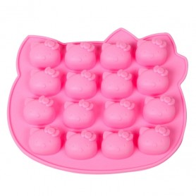 Moule mini Chaton Chat Silicone