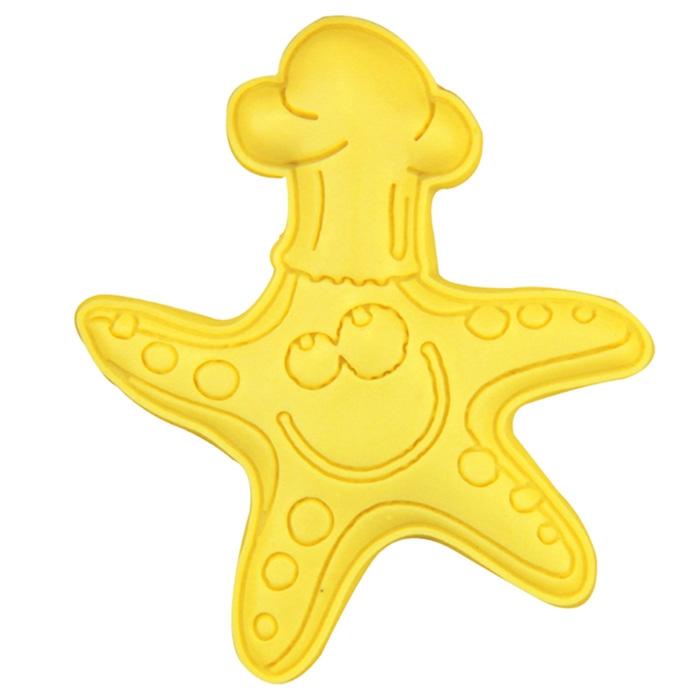 Moule Étoile de mer Cartoon pâte à sucre