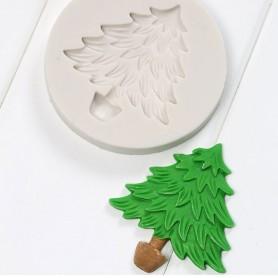 Moule Sapin de Noël pâte à sucre