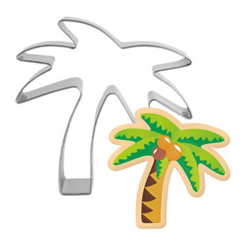 Emporte-pièces Palmier Cocotier