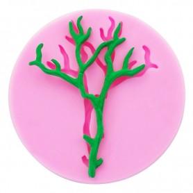 Moule Branche d'arbre pâte à sucre