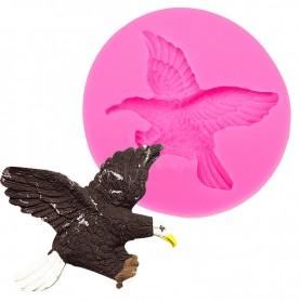 Moule Oiseau Aigle pâte à sucre