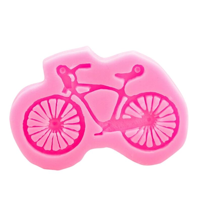 Moule Vélo pâte à sucre