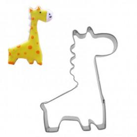 Emporte-pièces Girafe