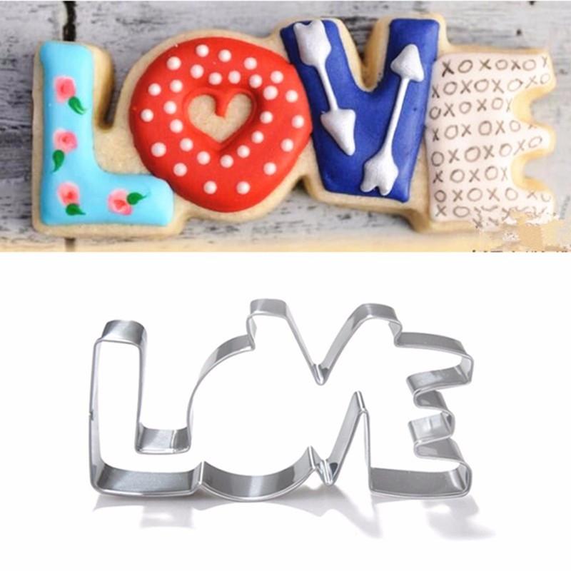 Emporte-pièces Love