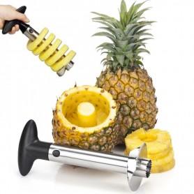 Epluche Coupe Ananas en Inox