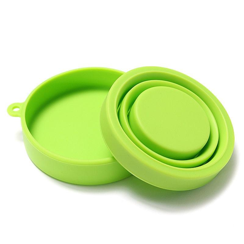 Gobelet retractable en silicone