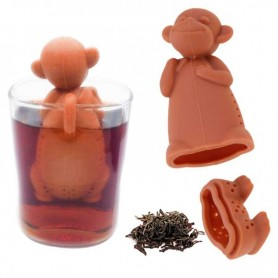 Infuseur à thé Singe
