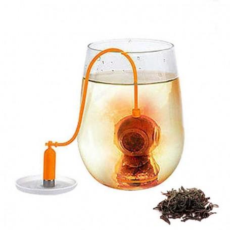 Infuseur à thé Scaphandrier