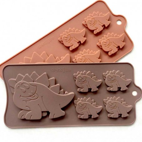 Moule Dinosaure Silicone