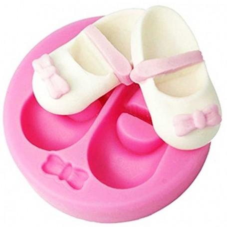 Moule Ballerine bébé pâte à sucre