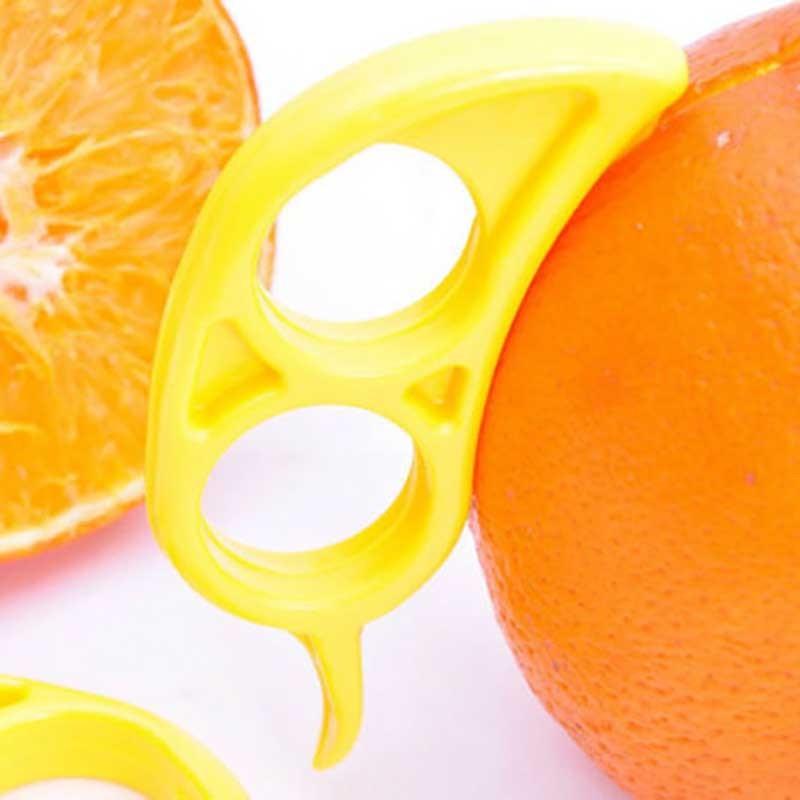 Eplucheur Orange Mandarine Clémentine