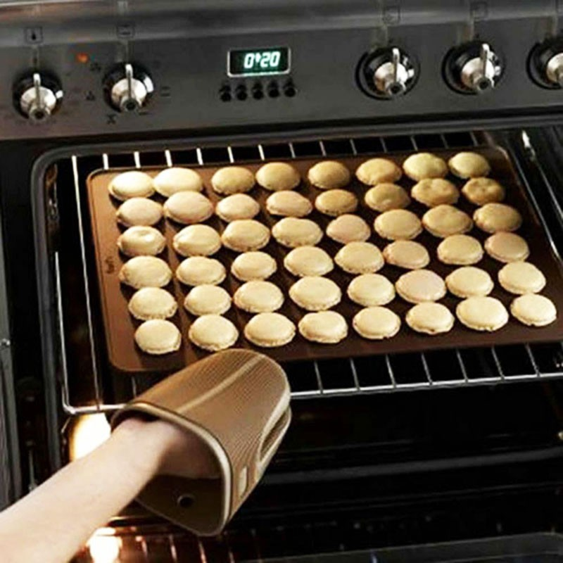 Tapis Silicone 30 Macarons