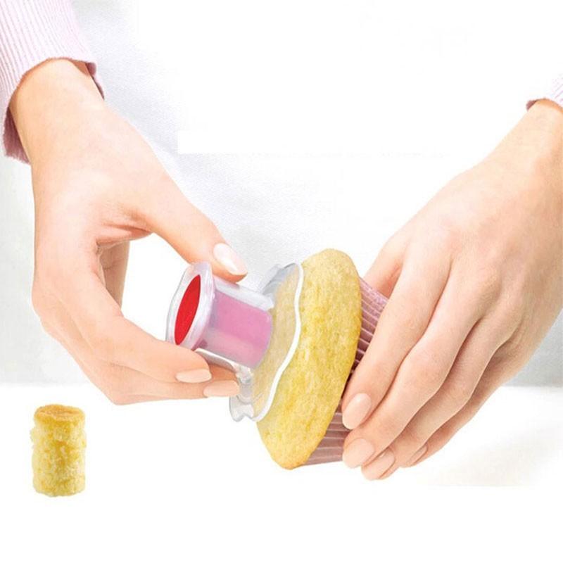 Evideur Emporte-Pièce pour Cupcakes