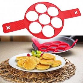 Moule à Pancake en silicone