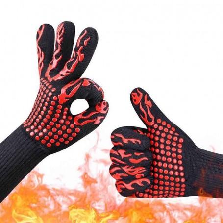 Gant Anti-Chaleur températures extrêmes