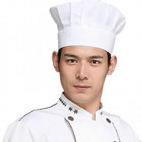 Toque Chef de cuisine adulte