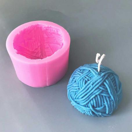 Moule Pelotes de laine pâte à sucre