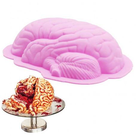 Moule cervelle en gâteau