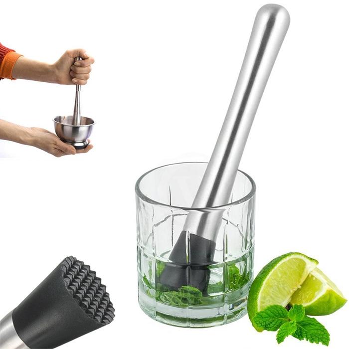 Pilon à Cocktail Inox